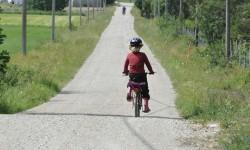 cyklar-pa-grusvag