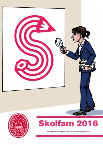 Rapport Skolfam 2016